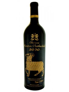 Chateau Mouton Rothschild 2000