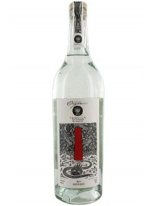 "123 Certified Organic ""Uno"" Blanco Tequila"