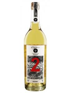 "123 Certified Organic ""Dos"" Reposado Tequila"