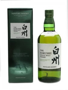 Hakushu Distiller's Reserve 700 ml