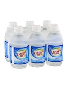 Canada Dry Club Soda 10Fl oz