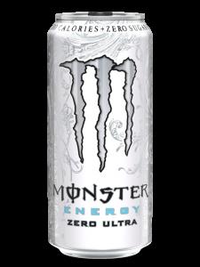 Monster Zero Ultra 16 oz. can