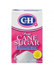 C & H Pure Cane Sugar 1 lb.
