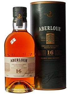 Aberlour Aged 16 years Highland Single Malt Scotch