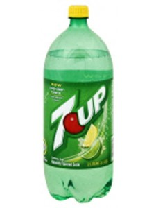 7-Up 2 Ltr Bottle