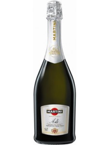 Martini & Rossi Asti Sparkling Wine (Chilled in our Wine Cooler)