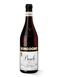 Borgogno Barolo 2006