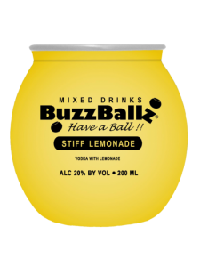 Buzz Ballz Stiff Lemonade
