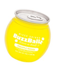 Buzz Ballz Pineapple Passion
