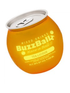 Buzz Ballz Tea-Licious