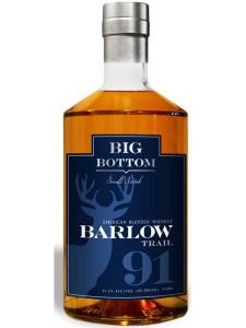 Big Bottom Barlow American Blended 91