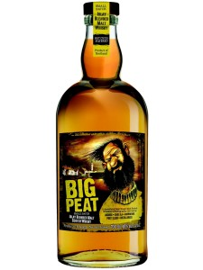 Big Peat Small Batch Blended Malt Scotch