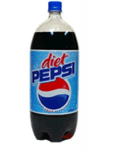 Diet Pepsi 2 Ltr Bottle