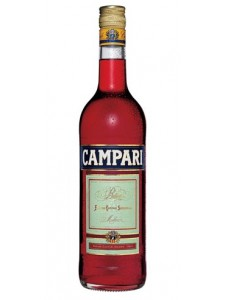 Campari Liqueur 750 ML