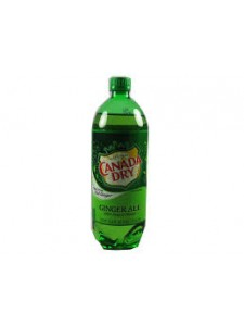 Canada Dry Ginger Ale 1Ltr