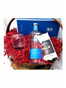 Casa DragonesTequila Blanco Gift Basket