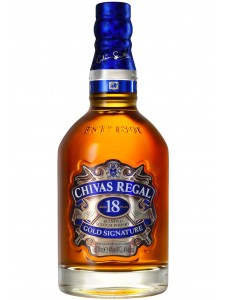 Chivas Regal 18 years old Scotch