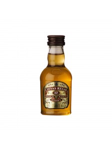 Chivas Regal Blended Scotch aged 12 years ~~50ML