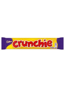 Cadbury Crunchie Candy Bar