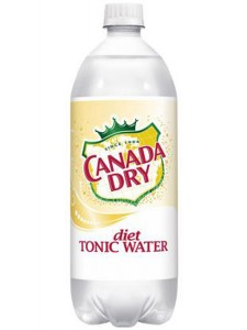 Canada Dry Diet Tonic Water 1Ltr