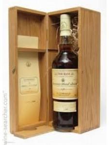 1981 Glenmorangie Sauternes Wood Finish Single Malt Scotch Whisky, Highlands, Scotland