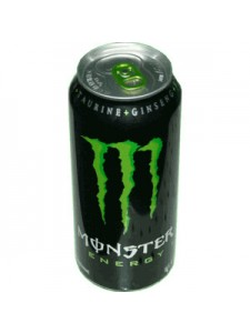 Monster Energy Drink 16 oz. can