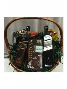 Johnnie Walker Gift Basket