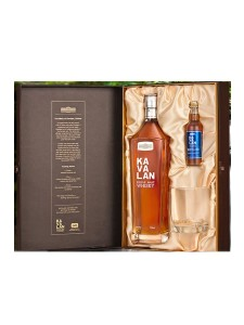 Kavalan Classic Boxed Set with tumbler