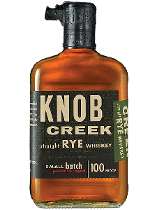 Knob Creek Straight Rye Whiskey
