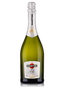 Martini Asti Sparkling Wine (Chilled in Our Wine Cooler)