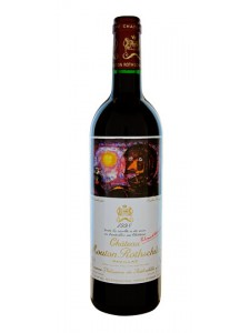 1998 Chateau Mouton-Rothschild, Pauillac