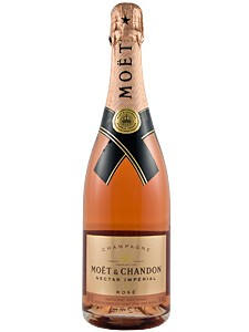 Moet & Chandon Nectar Imperial Rose (In Our Wine Cooler)