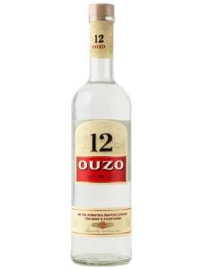 12 Ouzo