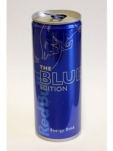 Red Bull The Blue Edition 8.4 Fl. Oz. can