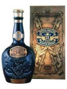 Chivas Brothers Royal Salute 21 Years old Blended Scotch