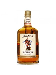 Captain Morgan Original Spiced Rum 375 ML