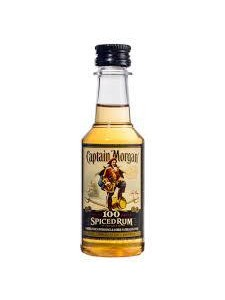 Captain Morgan Original Spiced Rum 50ML