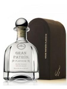 Gran Patron Platinum Silver Tequila