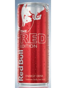 Red Bull The Red Edition 12 fl. oz. can