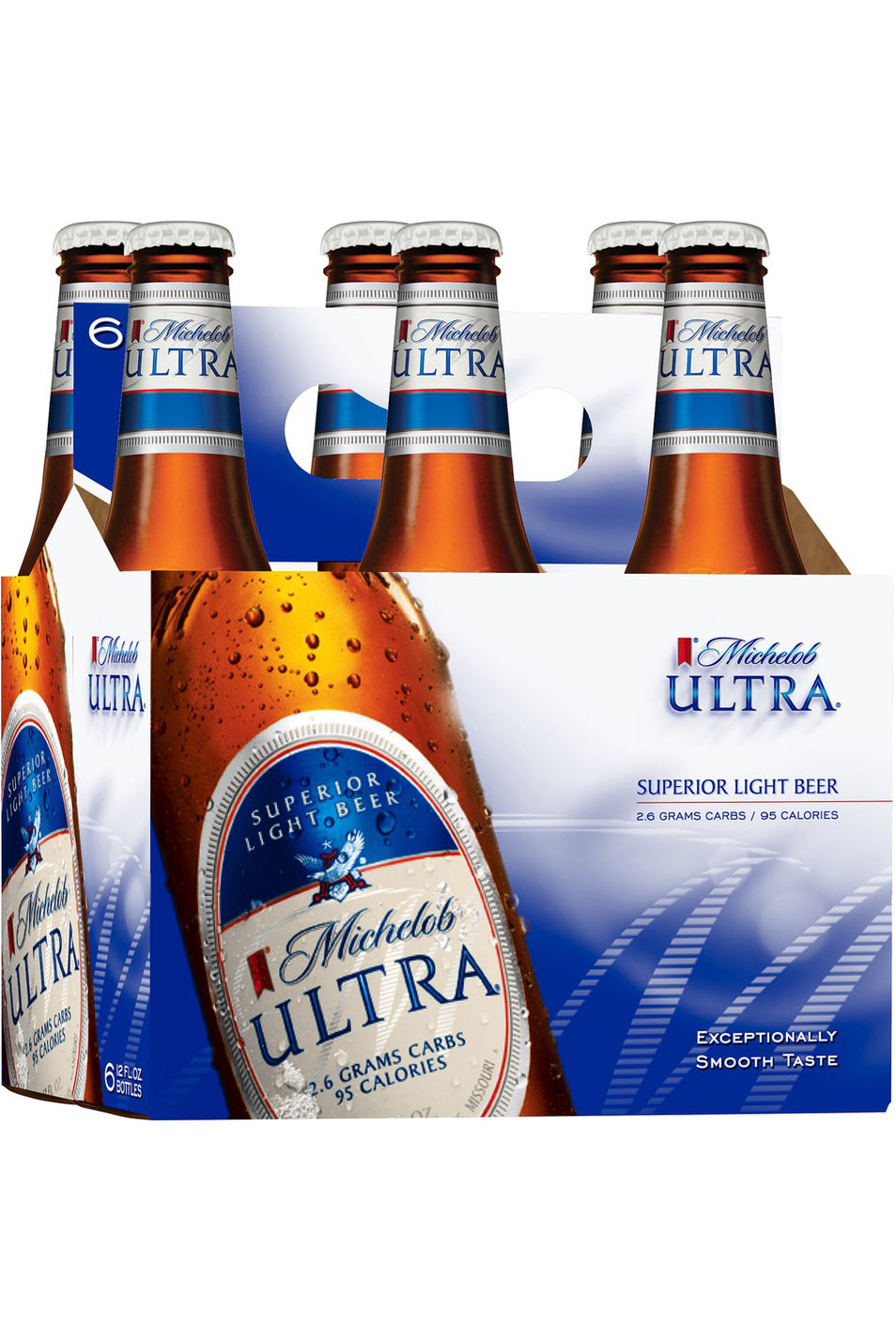 Michelob Ultra Six Pack 12 Oz Bottles