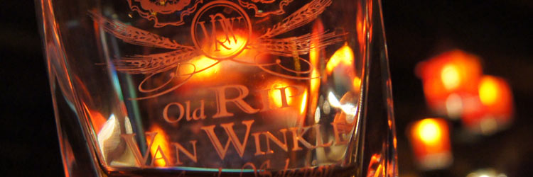 Old Rip Van Winkle Family Selection 23 Year Old Whiskey