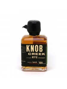 Knob Creek Staright Rye Whisky 50ML
