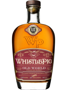 Whistle Pig Rye WhistlePig Old World Aged 12 Years Straight Rye Whiskey