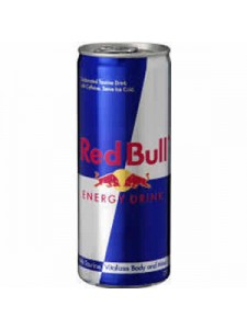 Red Bull 20 oz. can