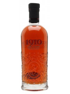 1910 Aged 12 Years Canadian Rye Whiskey