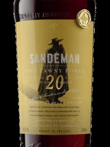 Sandeman Old Tawny Porto Aged 20 Years