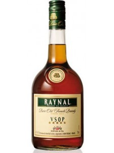 Raynal Rare Old French Brandy VSOP