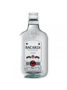 Bacardi Superior Puerto Rican Rum 375 ML