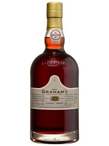 W. & J. Graham's More Than 40 Years Old Tawny Porto