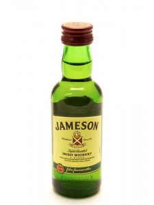 Jameson Irish Whiskey 50 ml beverly hills